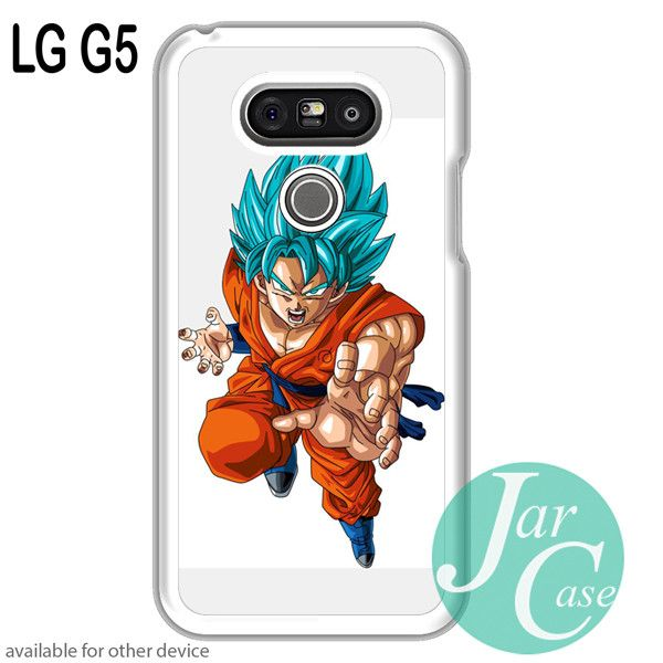Dragonball Z Son Goku saiyan Blue 2 Phone case for LG G5 and other cases