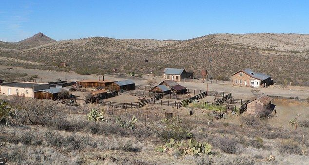 Daily Moment of WOW!  A ghost town in New Mexico, which became a US state on this date in 1912.  Been to New Mexico?  Come rate and review it at DestinationRecommended.com/destinations/new-mexico today! #newmexicotrue #newmexico #travel #tourism #rating #review