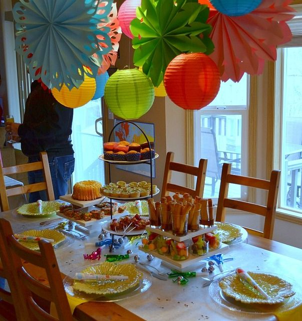 """Photo 7 of 15: New Year's Day Family Brunch / New Year's """"Toast In The New Year Brunch""""   Catch My Party"""