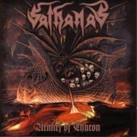 Armies of Charon. Sathanas. Conquistador Records, 1999, CD.
