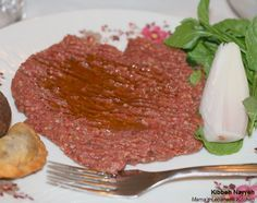 Lebanese Raw Kibbe Recipe – Kibbeh Nayyeh   Mama's Lebanese Kitchen - Traditional Lebanese Recipes