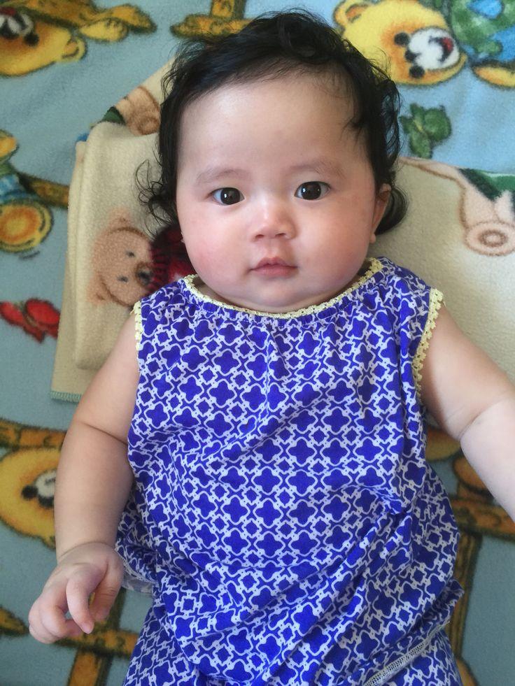 Diy baby girl cloths
