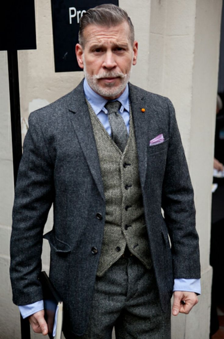 Nick Wooster | Gentleman Guru - All What Men Need