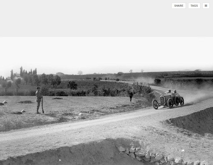 Gran Premi Penya Rhin Vilafranca Penedes 1921- 1923