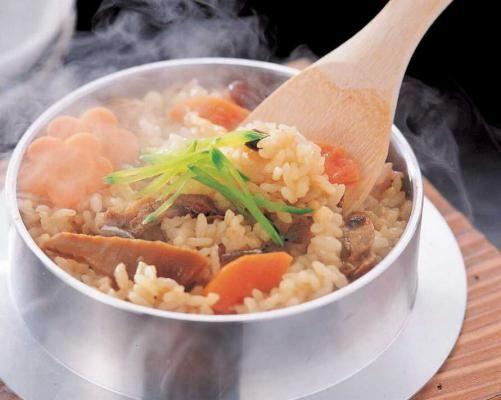 釜飯*Kamameshi