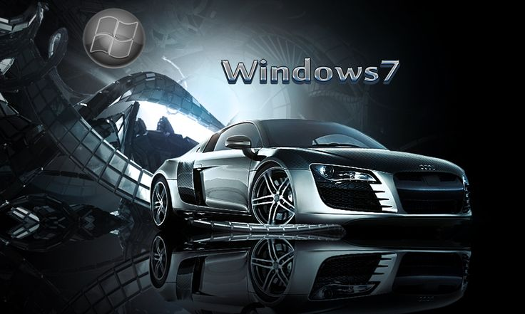 HD Car Wallpapers Include Windows 7 – 8