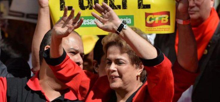 Les 19 et 20 juillet 2016, la ville de Rio de Janeiro accueillait un procès symbolique sur le coup d'Etat en cours au Brésil suite à la procédure d'impeachment de la présidente Dilma Rousseff. A l'initiative des mouvements sociaux brésiliens, des experts...