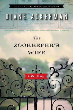 The Zookeepers Wife, a true story of the Warsaw Zoo during WW II as a hiding place, also excited to read