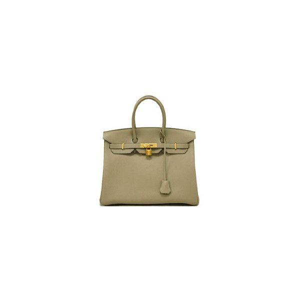 Hermes bag ❤ liked on Polyvore featuring bags, handbags, borse, hermes, bolsas, purses, brown purse, hermès, handbag purse and hermes purse