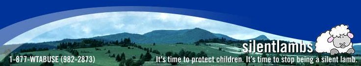 silentlambs - It's time to protect children. It's time to stop being a silent lamb. 1-877-WTABUSE (982-2873)