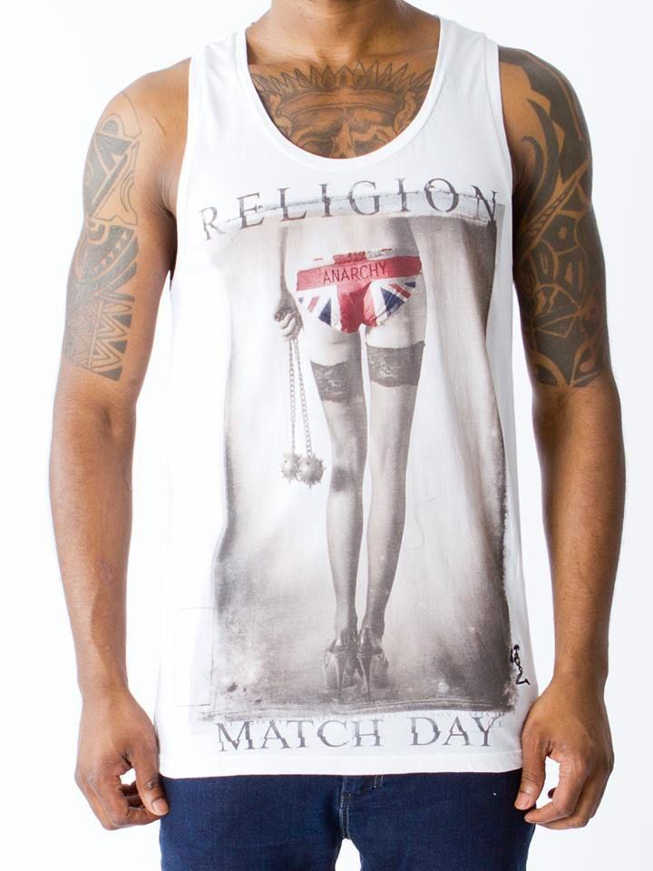 Religion clothing ss14 vest