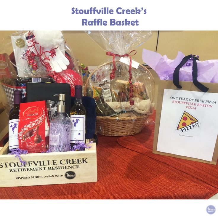 Stouffville Creek wants to congratulate our raffle basket winners! Big thank you to all who donated to the Alzheimer's Society!
