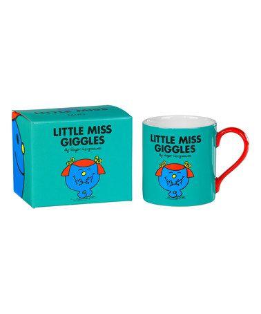Look what I found on #zulily! 'Little Miss Giggles' Coffee Mug #zulilyfinds