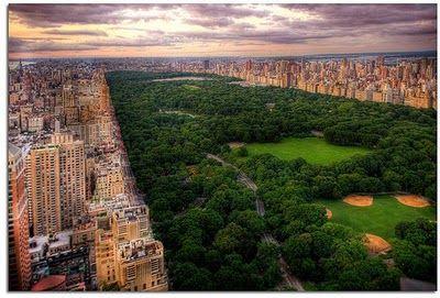 central park... the epitome of urban design genius