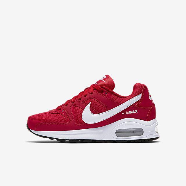 Rode sneakers Nike 100 euro