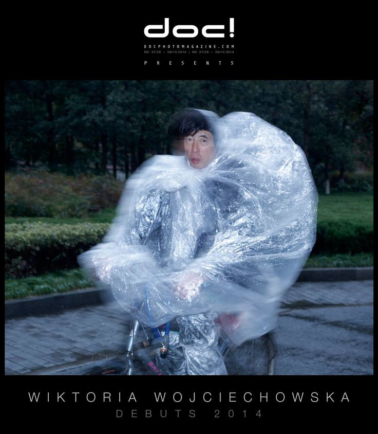 doc! photo magazine & contra doc! present:  DEBUTS -> Wiktoria Wojciechowska