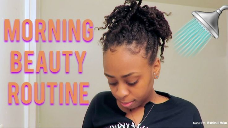 DAY 17: MORNING BEAUTY ROUTINE + CLEAR SKIN TIPS - YouTube