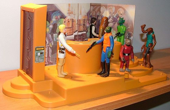 Kenner Star Wars Cantina