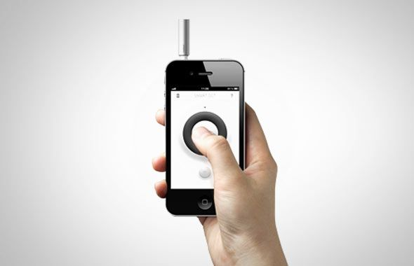 Smart Dot Laser Pointer For iPhone