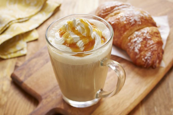 Caramel Latte - Folgers