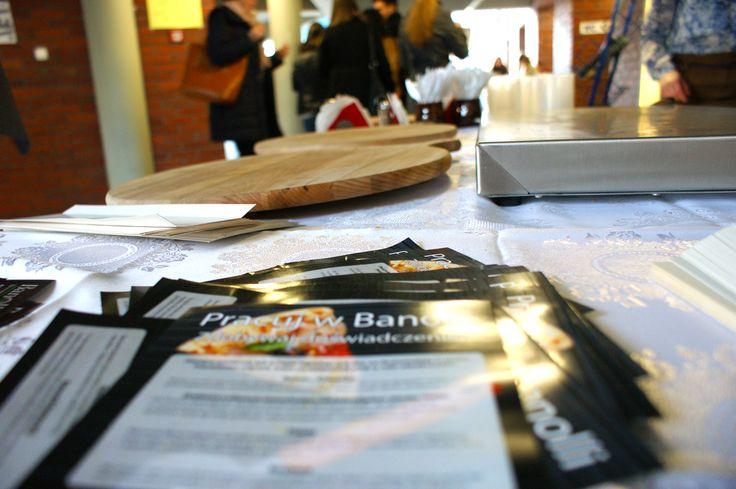 Dla zainteresowanych swoją przyszłością zawodową Banolli przygotowało oferty pracy, wraz z atrakcyjną ścieżką rozwoju ;-)  #banolli #foodevent