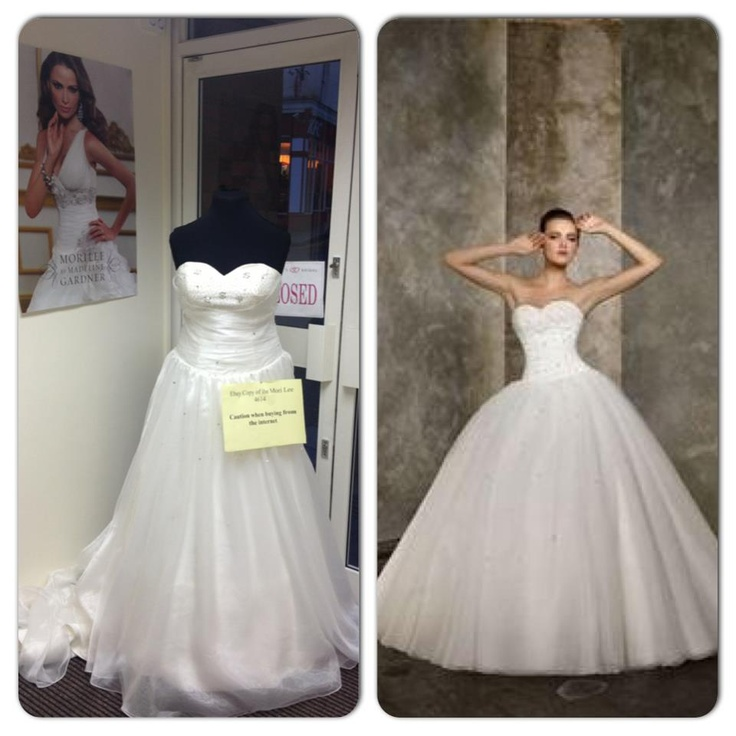 17 Best Images About Fake Wedding Dresses ..AVOID! On
