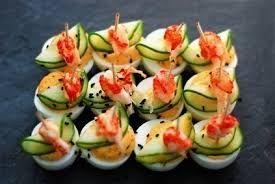 Risultati immagini per ricette buffet elegante