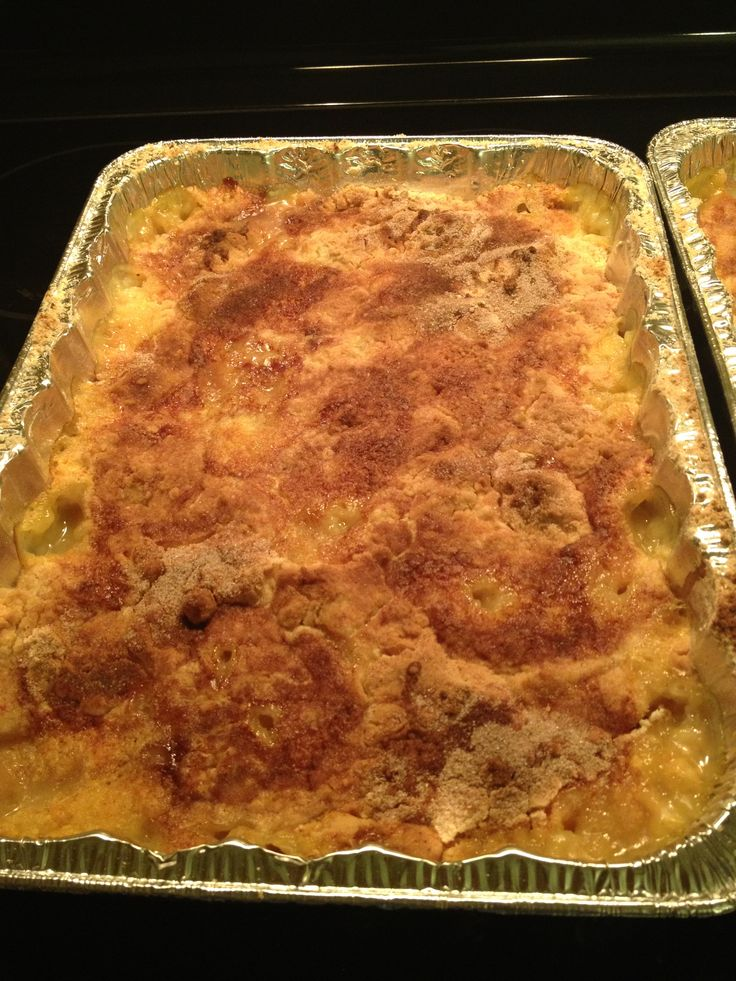 Peach Cobbler With Yellow Cake Mix And Butter