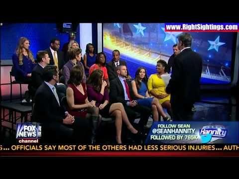 Deneen Borelli Speaks Out Against Obamacare on Sean Hannity Special Fox News 10 11 13   Anastasiya Novikova