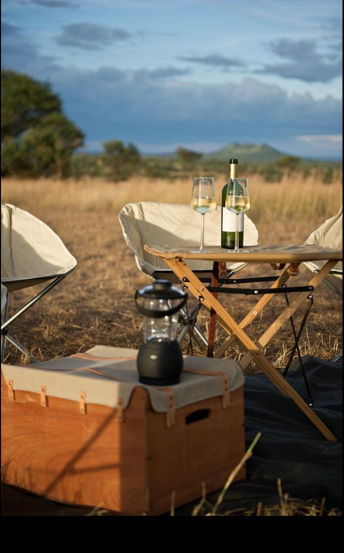 Singita Explore Mobile Tented Camp - Grumeti Reserves, Tanzania