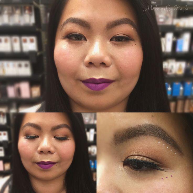 Festival makeup for my client!