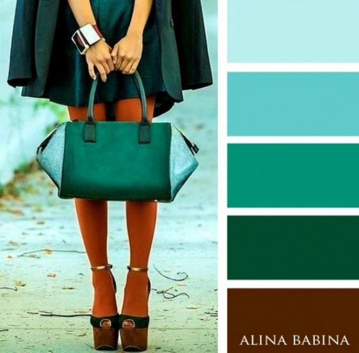 Combinaciones de colores foto 1
