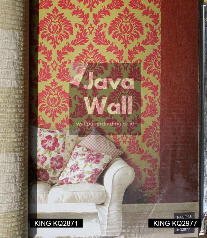 Wallpaper King KQ2871