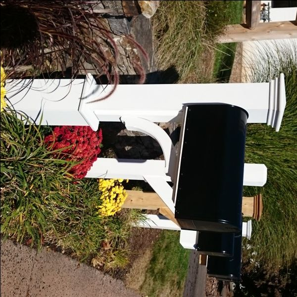 Boston Mailbox Post  This product is available for local delivery in the Hartford, Connecticut region or pick up at our West Hartford location. Please call to arrange delivery.