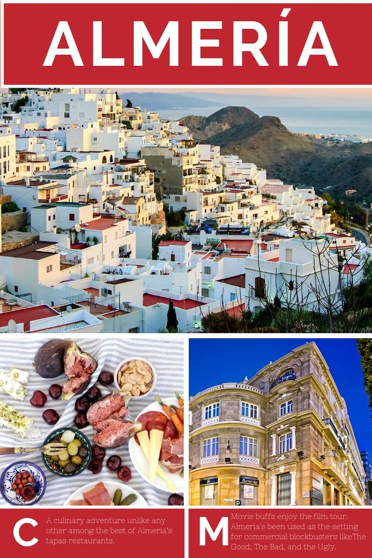 Things To Do In Almería Spain In 24 Hours Almeria Spain Travel Spain