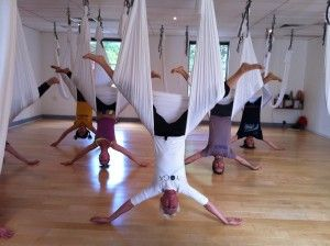 antigravity yoga - House of Yoga  - Level 1 1/245 Suite 15 Chalmers St  Redfern