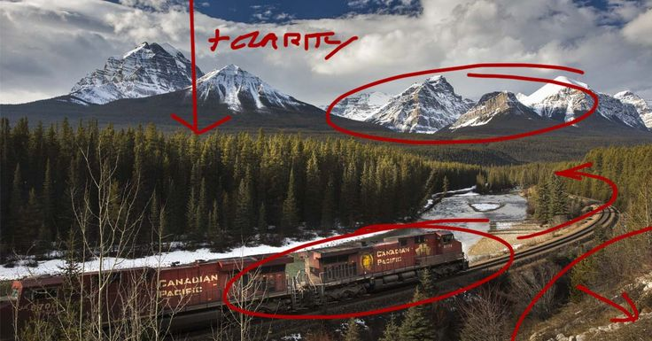 Behind the Shot: Railway Through the Rockies -