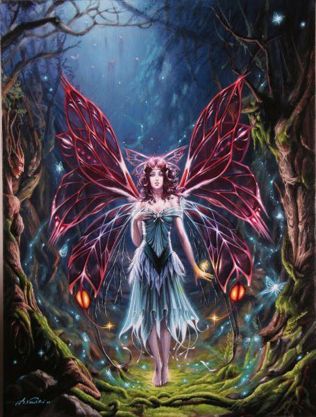 Rubinea (illustrazione per il mondo di Belopul)