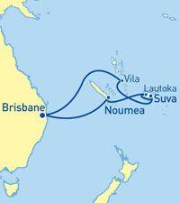 Legend Of The Seas  Cruise - Ozcruising