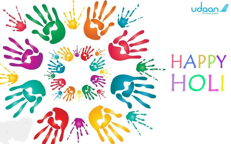 We wish everyone a very Happy and Colourful Holi.