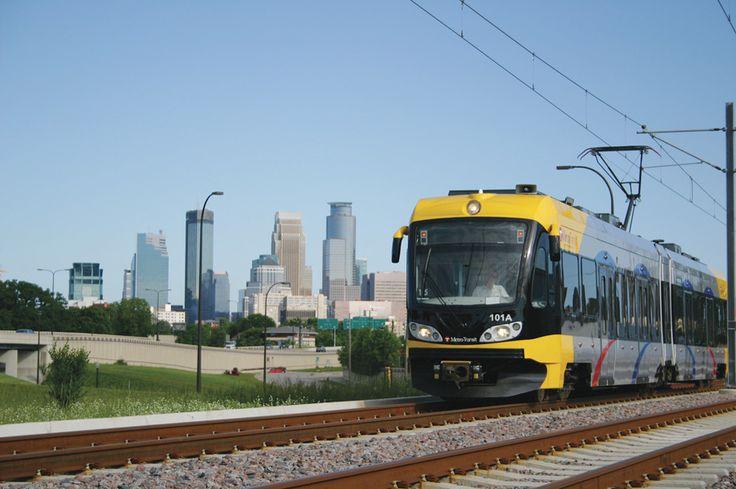 minnesota transit - LRT