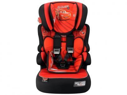 Cadeira para Auto Disney Carros Beline SP - para Crianças até 36kg com as melhores condições você encontra no Magazine Adultoeinfantil. Confira!