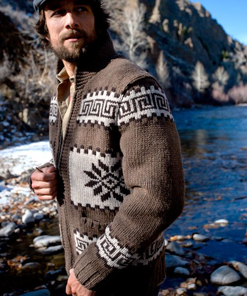 Men's Quehanna Lambswool Cardigan | Woolrich® The Original Outdoor Clothing Company
