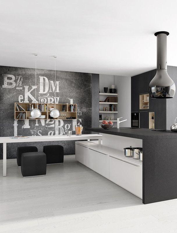 Custom fitted #kitchen FORMA Young by Comprex   #design MARCONATO & ZAPPA ARCHITETTI ASSOCIATI @comprex