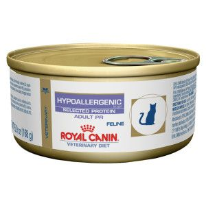 Hypoallergenic Canned Cat Food