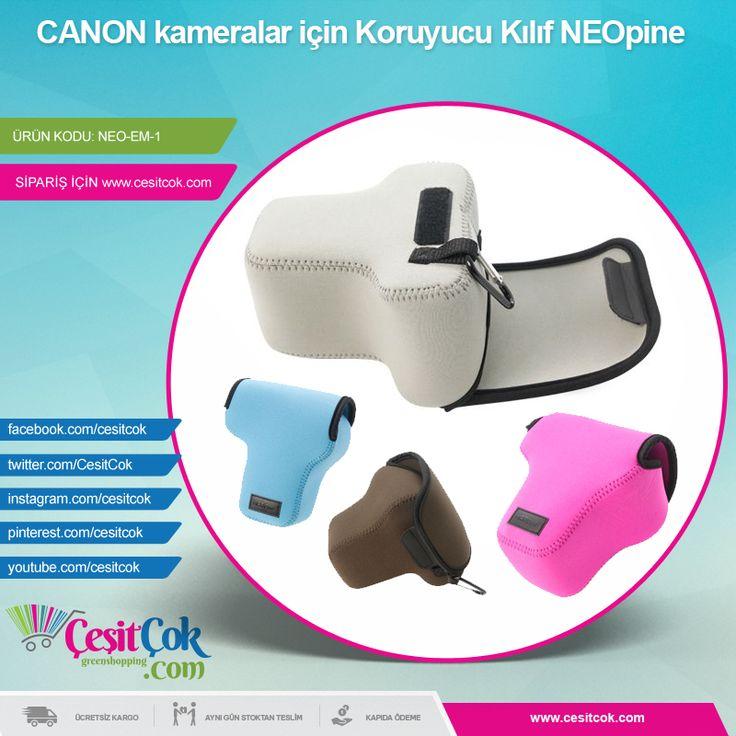 #CANON kameralar için Koruyucu #Kılıf #NEOpine >> http://goo.gl/DJ60mf