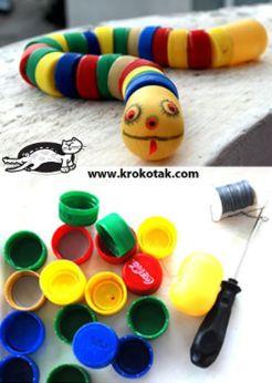 Te damos algunas ideas para hacer juguetes reciclados para tu hijos. ¡No dejarán de divertirse!