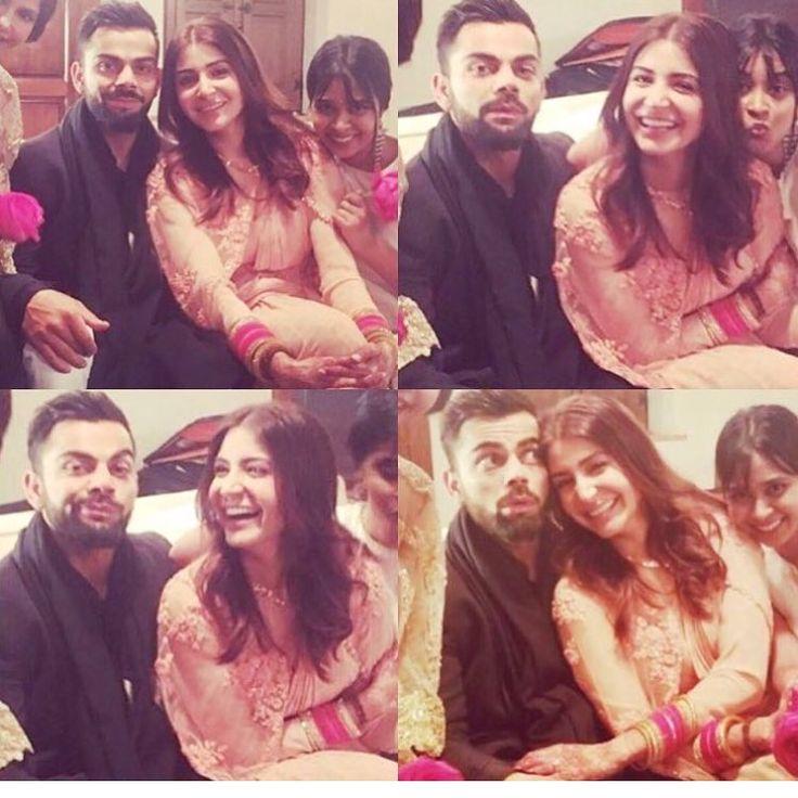 NEW, Romantic Post-Wedding Pics Of Virat Kohli & Anushka Sharma