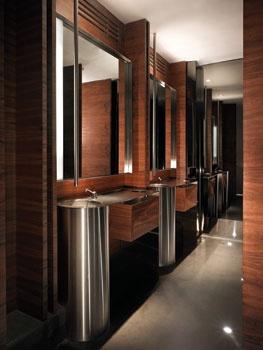 29 best images about church restrooms on pinterest 2 step design design and restaurant Best restaurant bathroom design