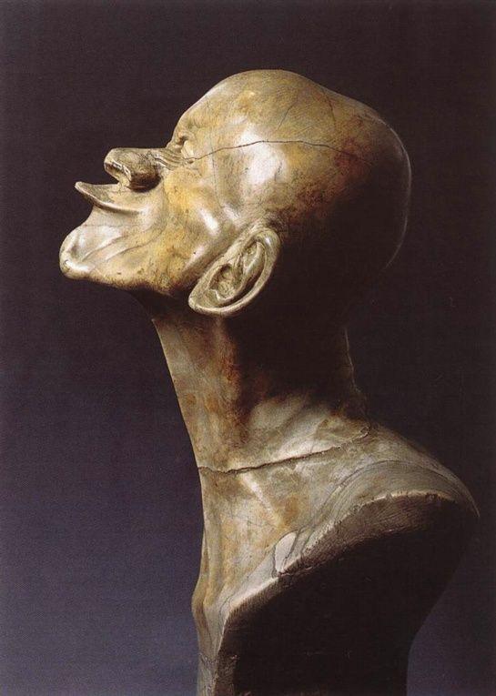 ART & ARTISTS: Franz Messerschmidt sculptures